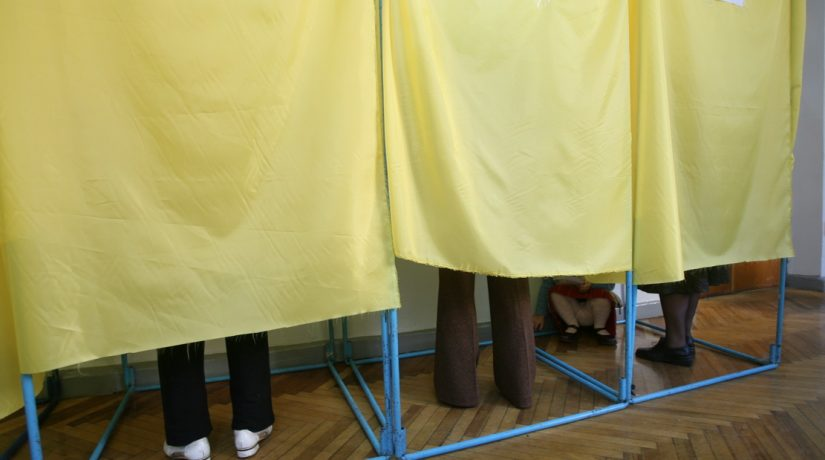 Обнародованы официальные результаты первого тура выборов президента