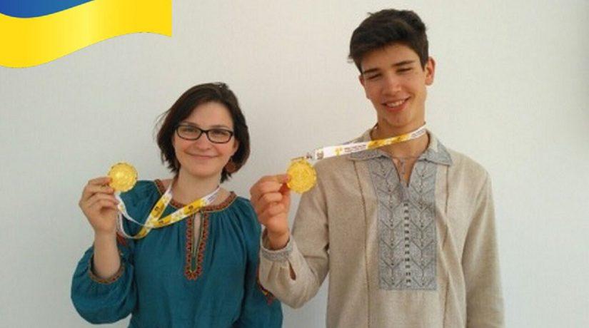 Экопроекты украинских школьников победили на международной олимпиаде в Кении