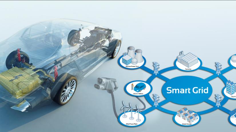 Smart Grid: как электромобиль превращается в электростанцию