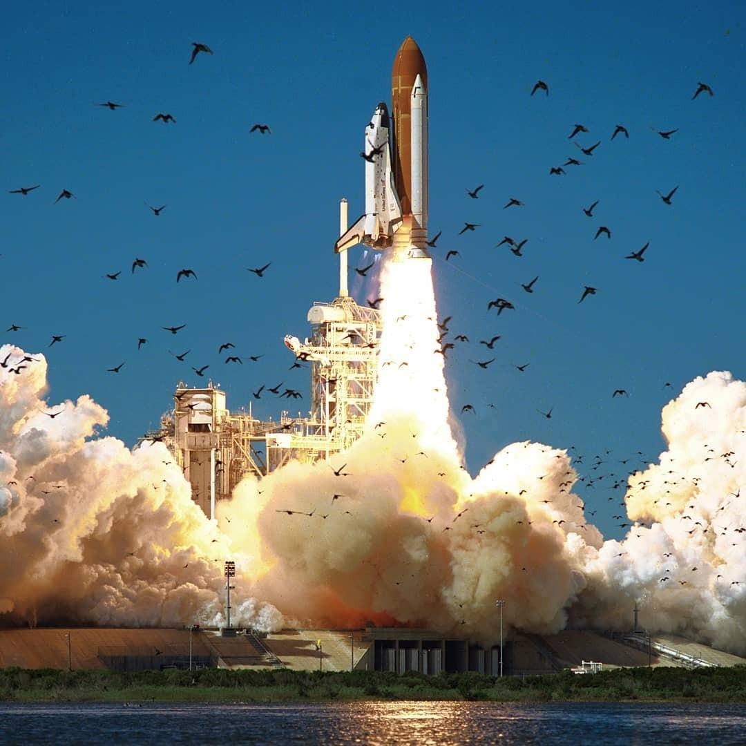 ракета, космос