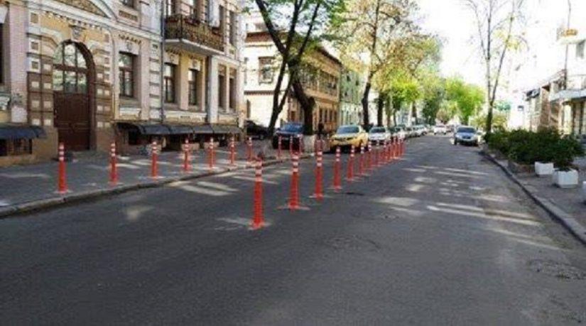делиниатор, улица Борисоглебская