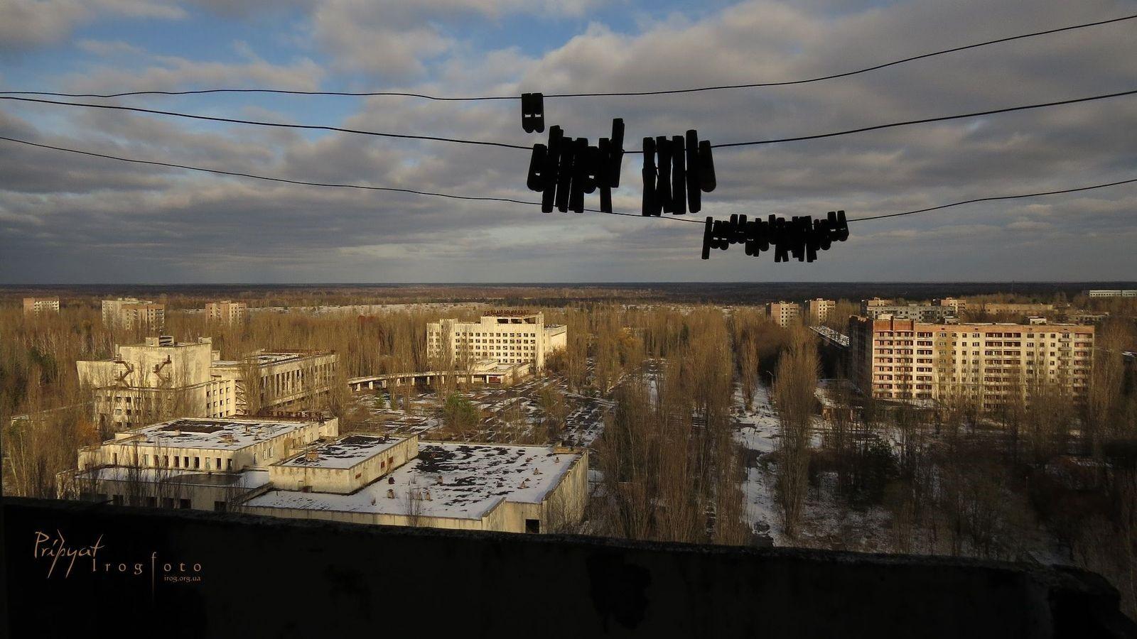 Чернобыль, авария