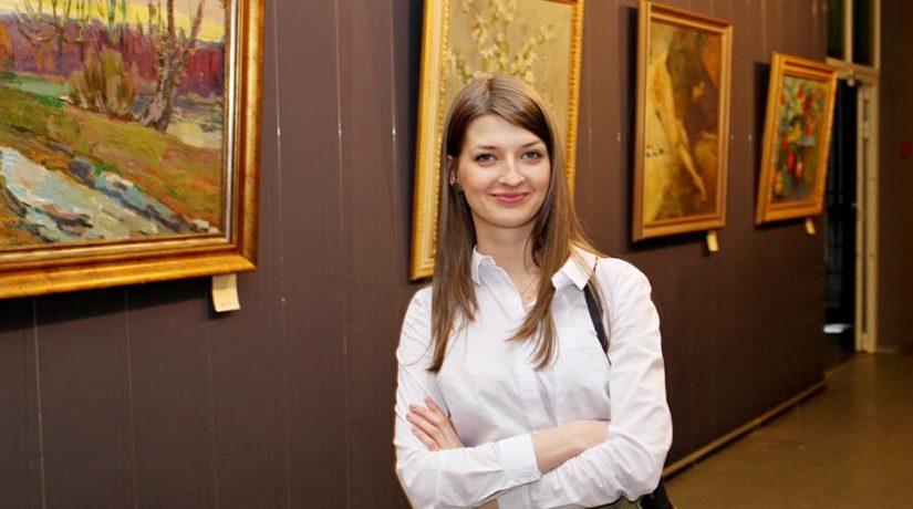 выставка, художник, Первые имена