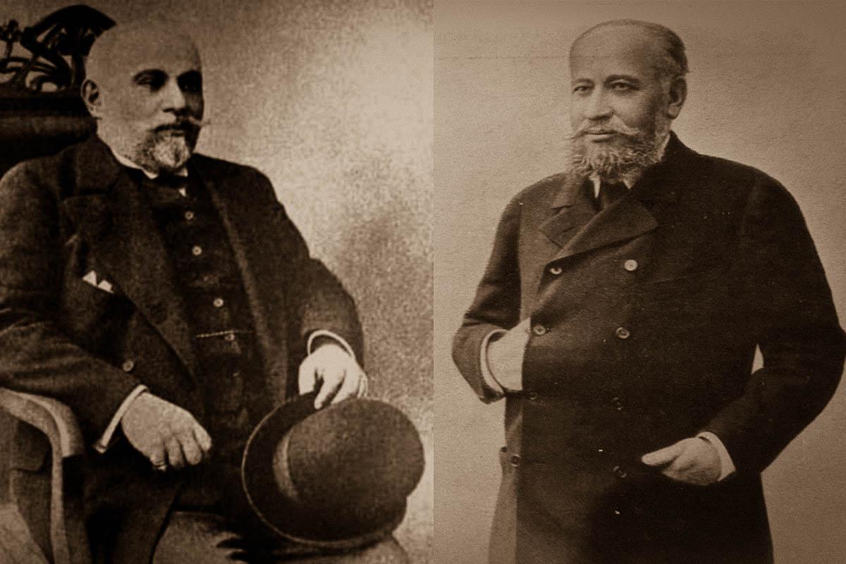 Лазарь и Лев Бродсикие