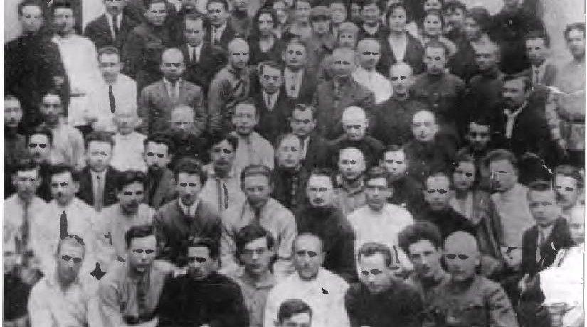 Страшные слова «Киевская ЧК» – начало пути
