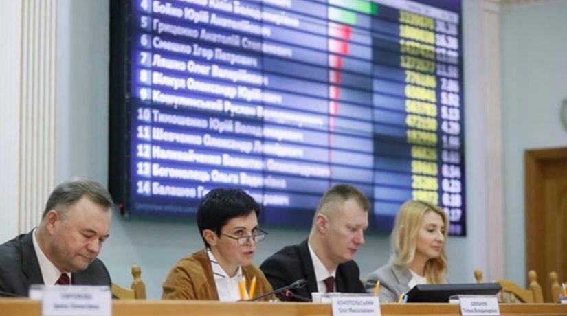 ЦИК приняла все протоколы с мокрыми печатями второго тура выборов