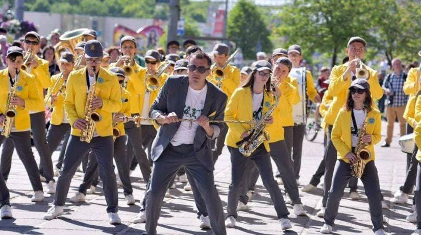 Названа дата проведения Дня уличной музыки в Киеве
