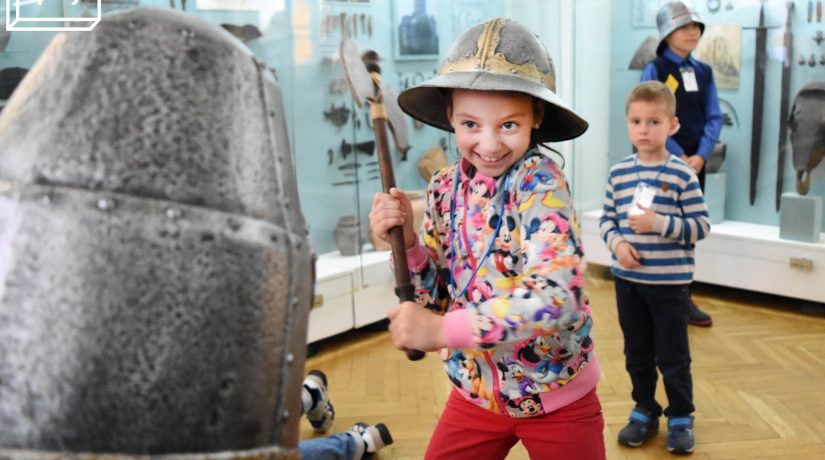 В Музее истории Украины пройдет детский день «Захватывающий мир сказок»