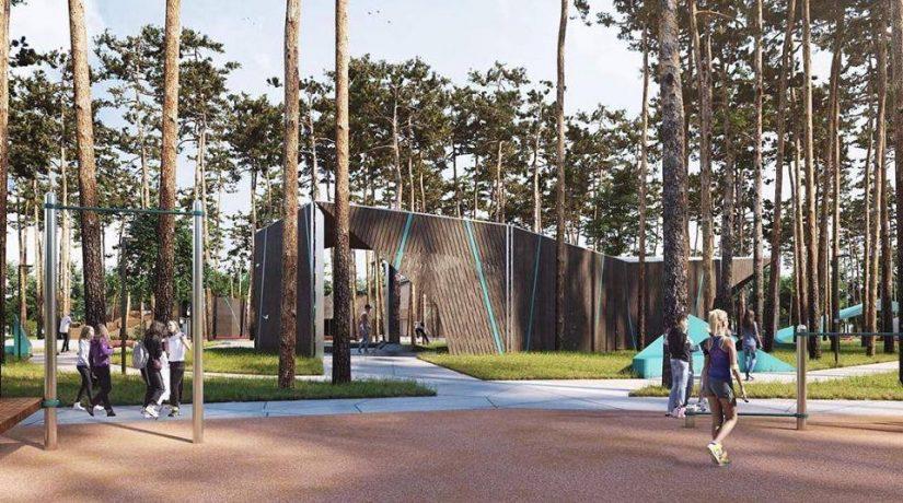 В Киеве появится самый большой скейт-парк в Украине