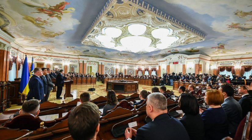 Судьи антикоррупционного суда