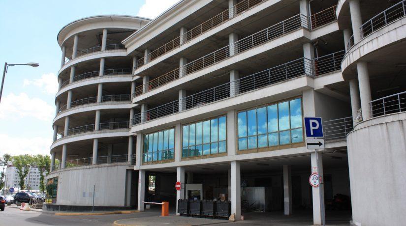 На Троещине многоуровневый паркинг хотят построить на средства инвестора