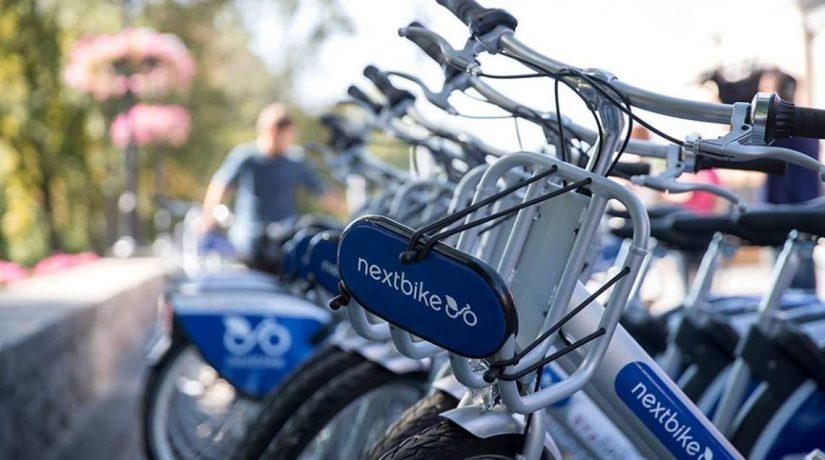 В Соломенском районе заработает 13 новых пунктов велопроката