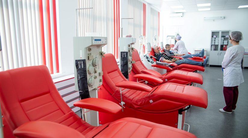 Заготовка центр крови
