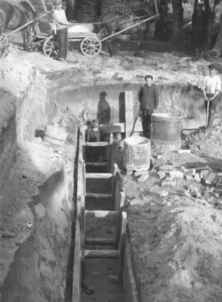 Строительство канализационной насосной станции