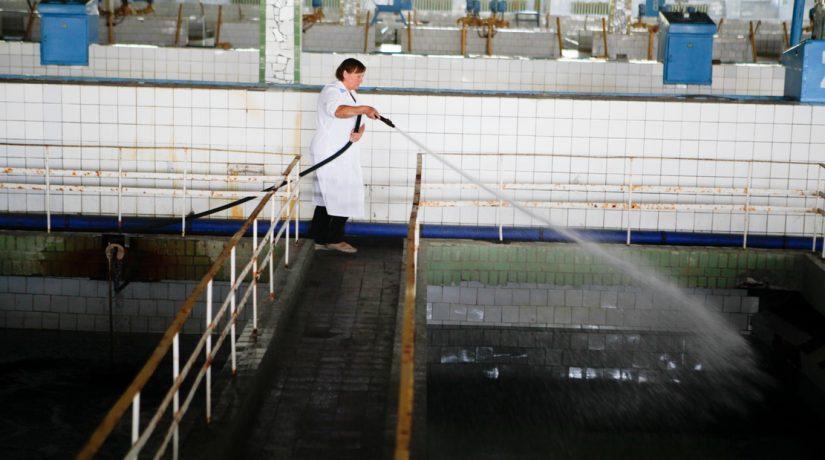 «Киевводоканал» проведет промывку сетей в Святошинском районе
