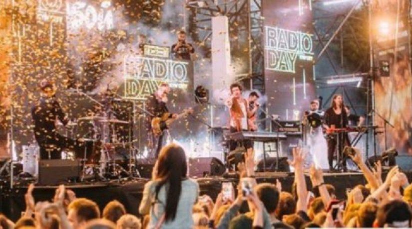 В Мариинском парке состоится фестиваль электронной музыки RadioDay