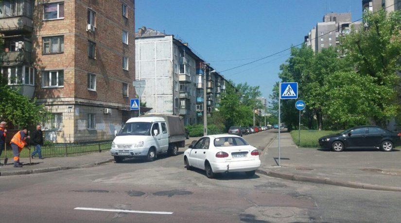 На улице Тороповского повысили безопасность движения