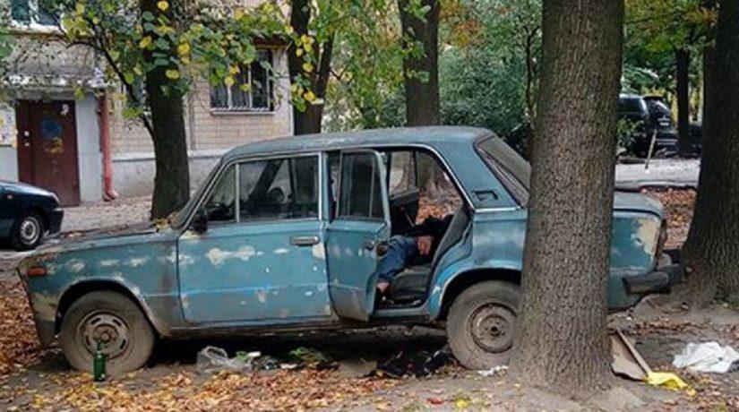 В Киеве разрабатывают механизм ликвидации бесхозных автомобилей