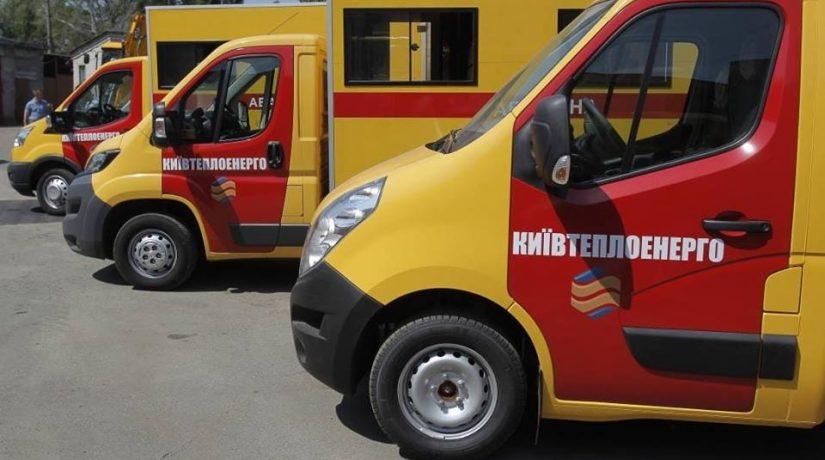 Гидравлические испытания теплосетей начинаются еще в шести районах Киева