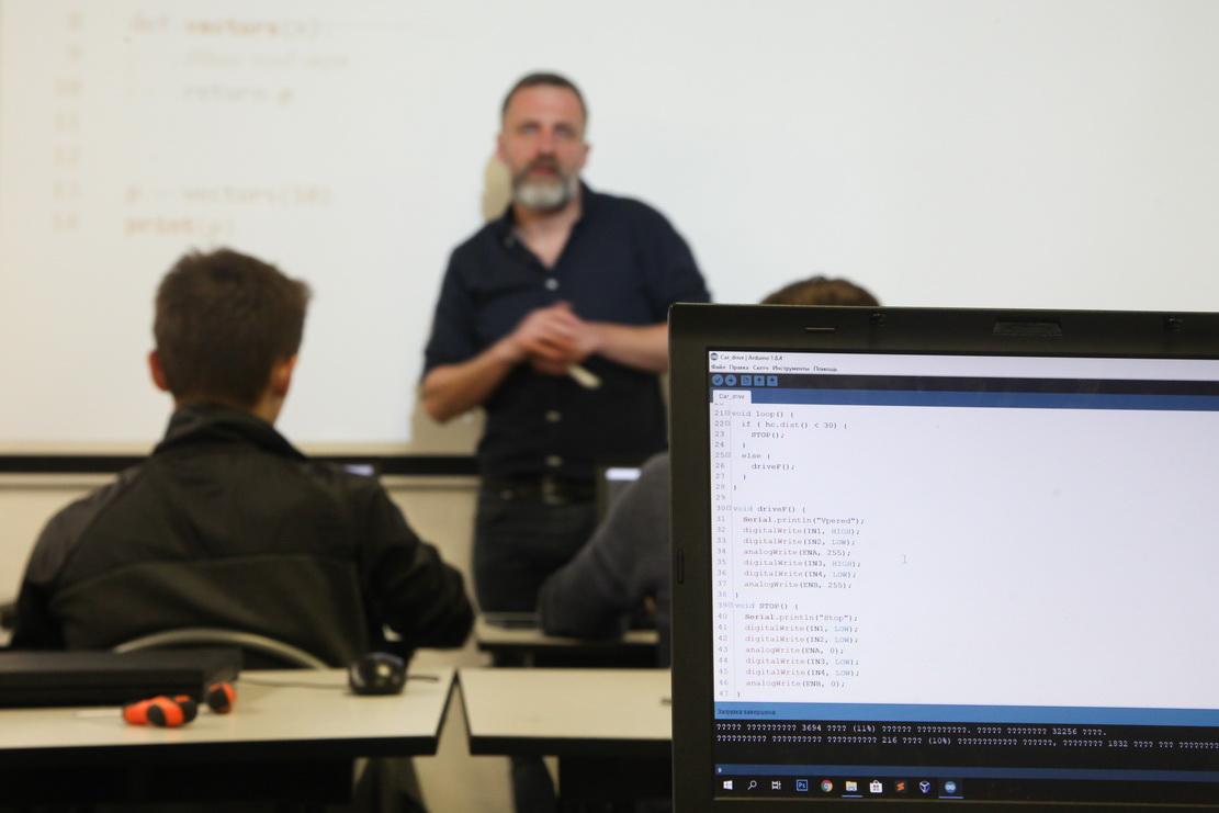 Броботс, цифровая школа