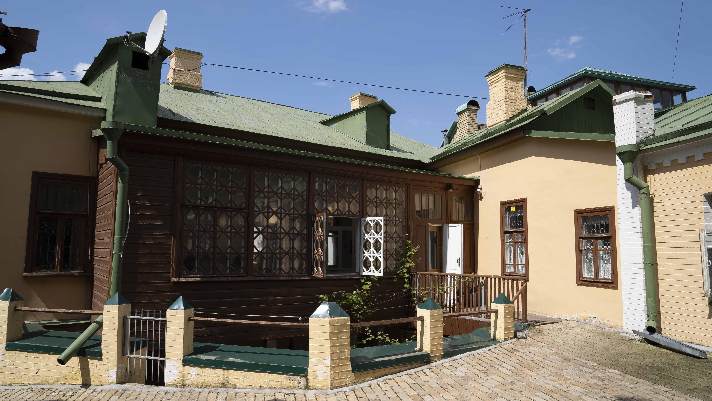 дом Булгакова, Андреевский спуск
