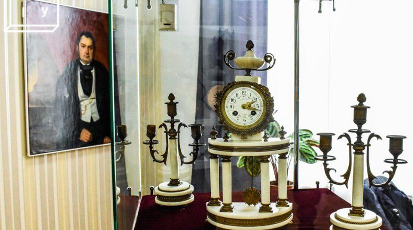 часы, выставка