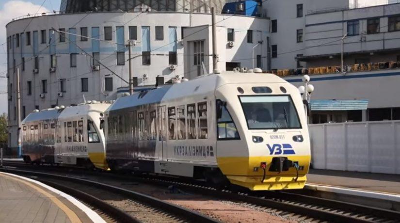 Сдвоенный состав Kyiv Boryspil Express будет курсировать чаще – график
