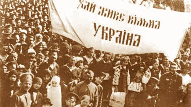 Первомай-1917 в Киеве