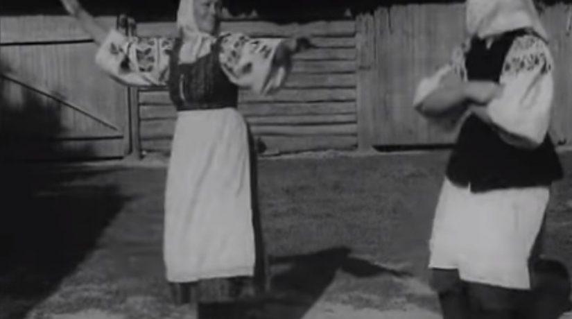 В сети опубликовали уникальные архивные записи украинских танцев