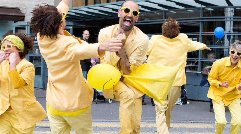 Фестиваль современного танца откроет балет катамаранов