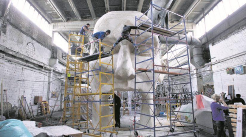 В Киеве в старом цеху откроют дворец культуры «Куреневка»