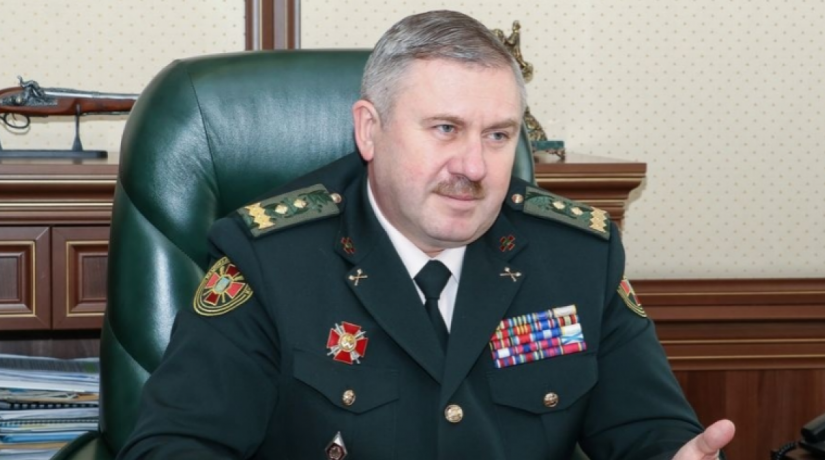 Экс-командующий Нацгвардии задержан по подозрению в завладении 81 млн грн