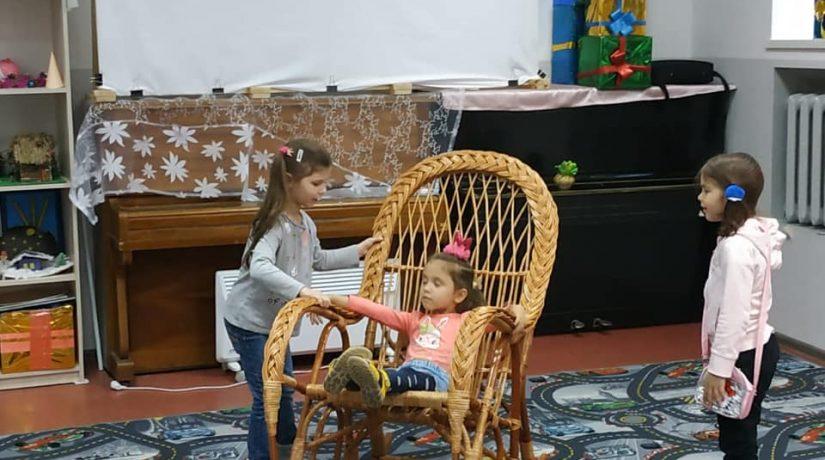 Маленьких киевлян приглашают в театральный кружок