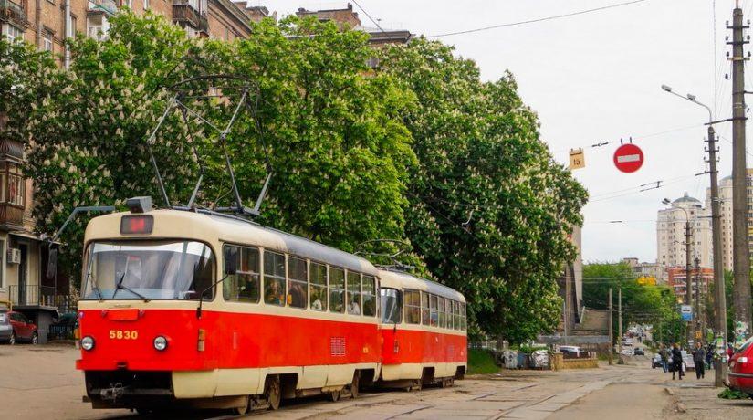 Остановка трамваев «Ул. Полтавская» меняет название