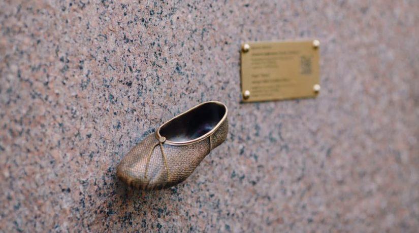 В Киеве открыли шестнадцатую мини-скульптурку проекта «Шукай»