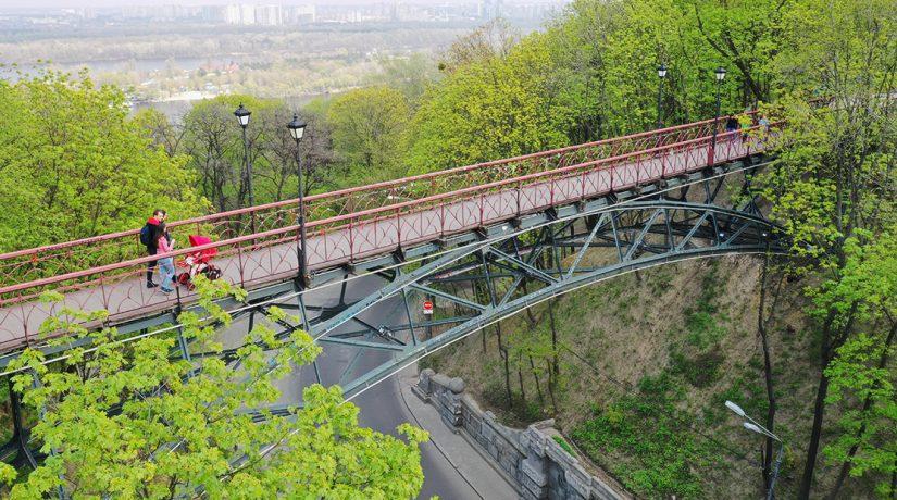 Апрель в Киеве был теплее климатической нормы на 1,9°С