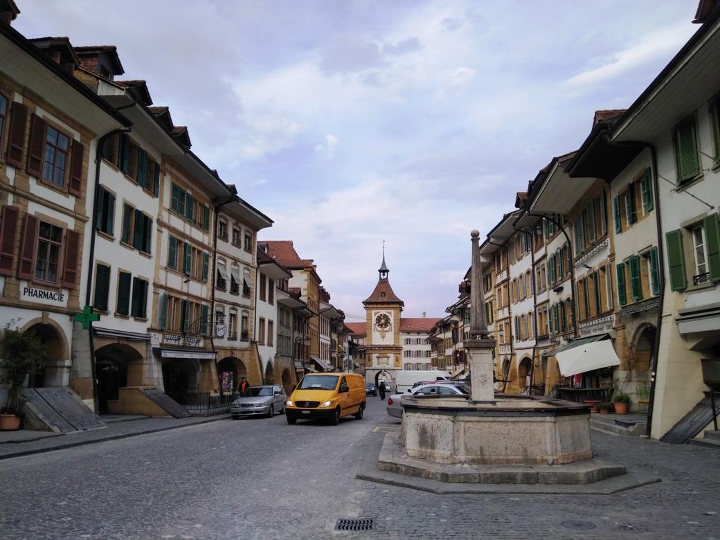 Муртен, Швейцария