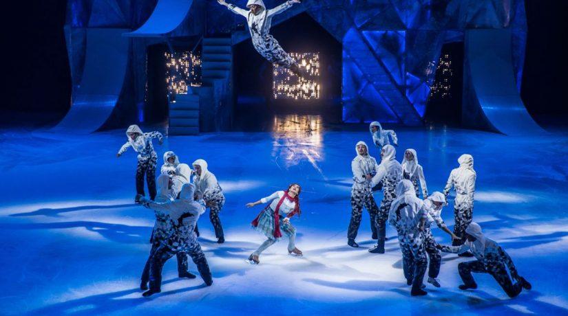Cirque du Soleil представит в Киеве ледовое шоу Crystal