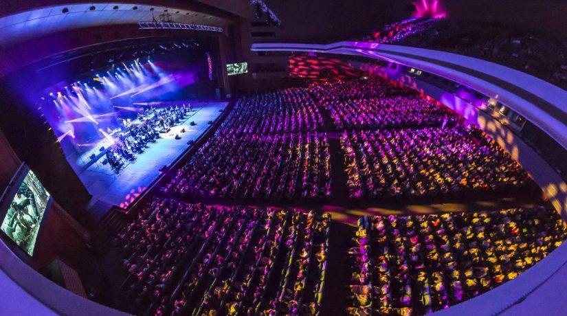 Топовые концерты Киева в мае