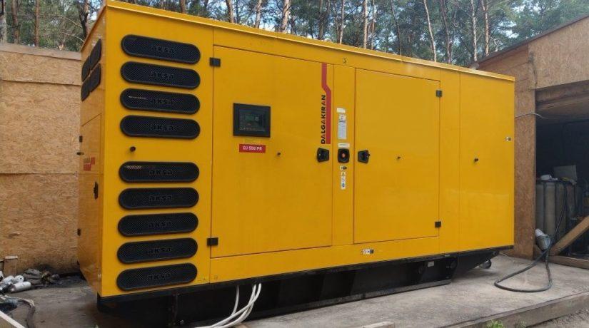 Выгодная аренда и прокат генераторов – в Далгакиран!