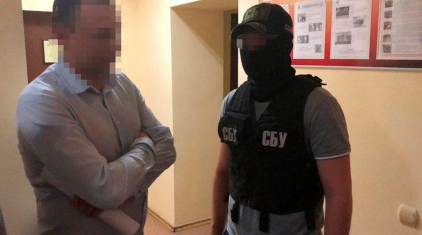 В Василькове на взятке задержали зампредседателя городской рады