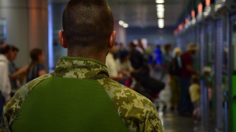 Гражданин России, которого не пропустили в Украину, устроил в аэропорту дебош