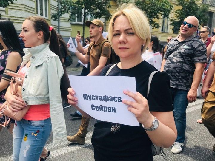 марш за освобождение узников кремля