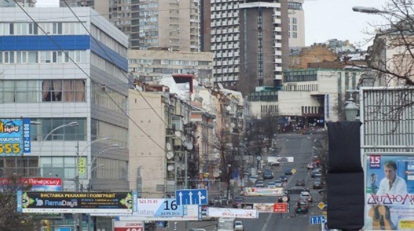 улица Симона Петлюры