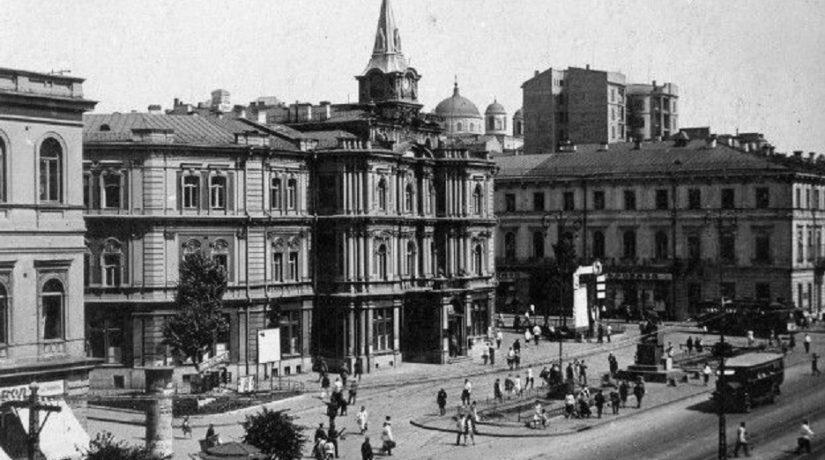 Киев, столица