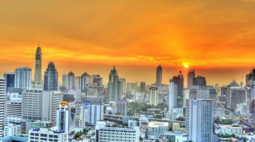 Города против жары