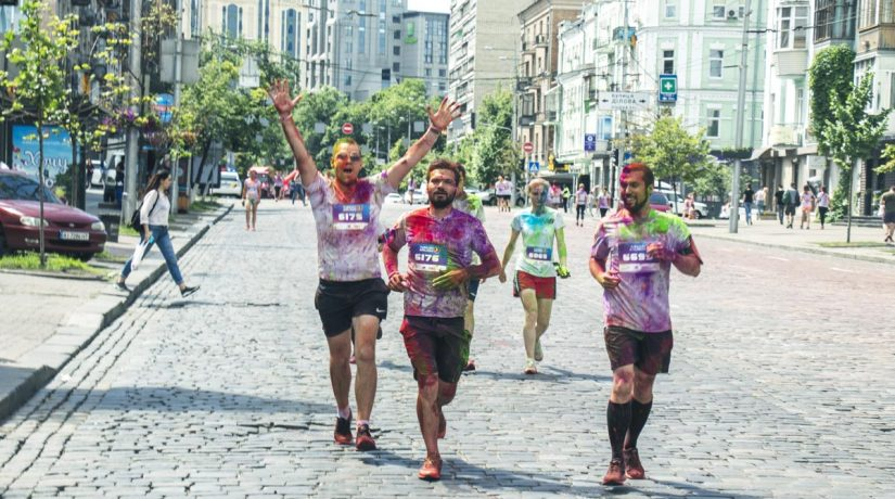 Kyiv Color Run