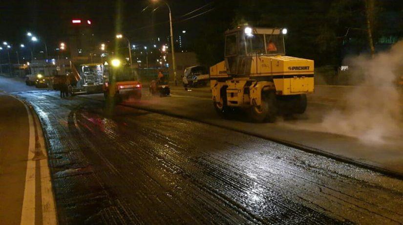 киевавтодор, ремонт дороги