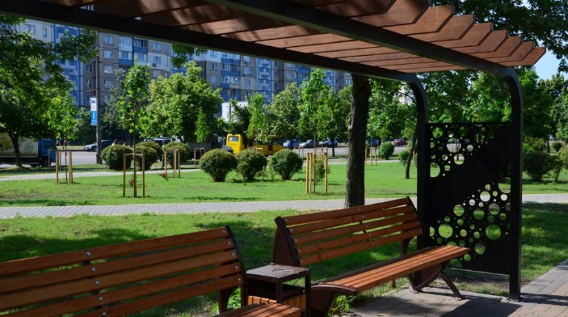 площадь Анкары, сквер