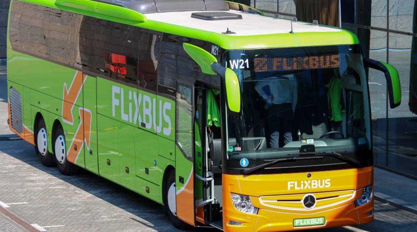 На украинский рынок вышел крупнейший автобусный перевозчик в Европе Flixbus